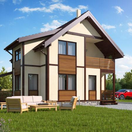 Cтроительство каркасных домов